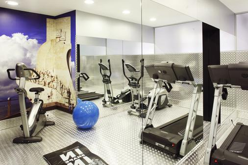 Hotel Lisboa Plaza, A Lisbon Heritage Collection - Lisbon - Gym