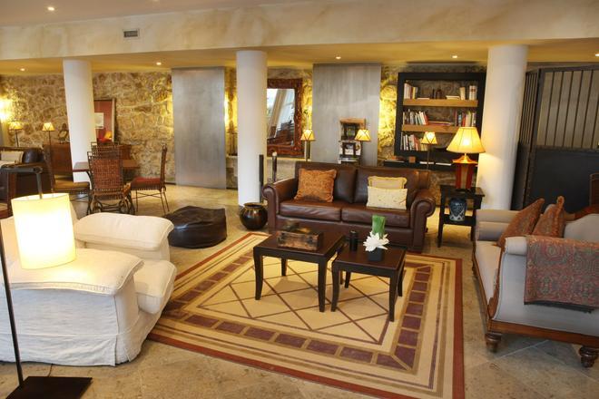 Solar Do Castelo - Lisbon - Living room