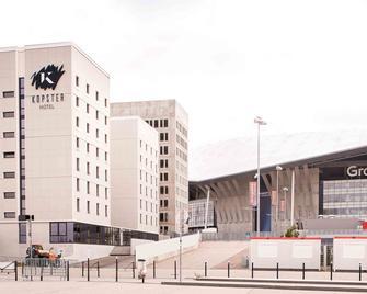 KOPSTER Hotel Lyon Groupama Stadium - Десін-Шарпє - Building