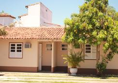 Suites por do Sol - Бузиус - Патио