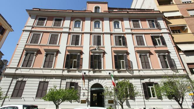 Hotel Delle Vittorie - Rome - Bâtiment