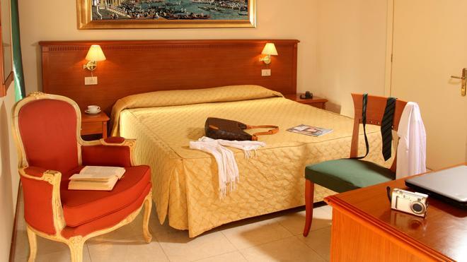 Hotel Delle Vittorie - Rome - Chambre
