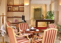 德勒維多利酒店 - 羅馬 - 羅馬 - 大廳