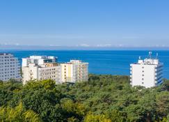 Hotel Vestina Spa & Wellness - Międzyzdroje - Widok na zewnątrz