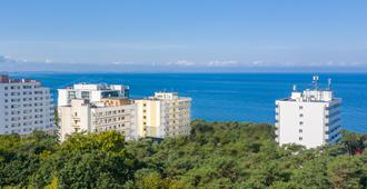 Vestina Wellness & Spa Hotel - Międzyzdroje - Vista esterna