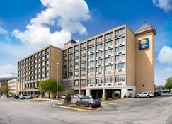 Comfort Inn & Suites Event Center - Des Moines - Building