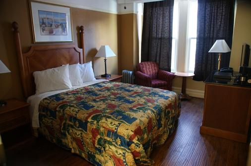 Yale Hotel - San Francisco - Phòng ngủ