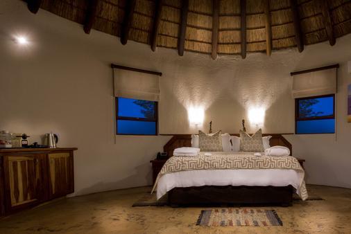 Mopane Bush Lodge - Linton - Bedroom