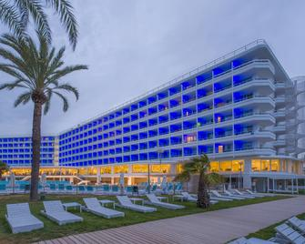 Hotel Playasol The New Algarb - Ibiza-Stadt - Gebäude