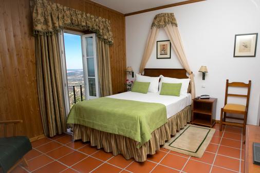 Hotel El-Rei Dom Manuel - Marvao - Schlafzimmer