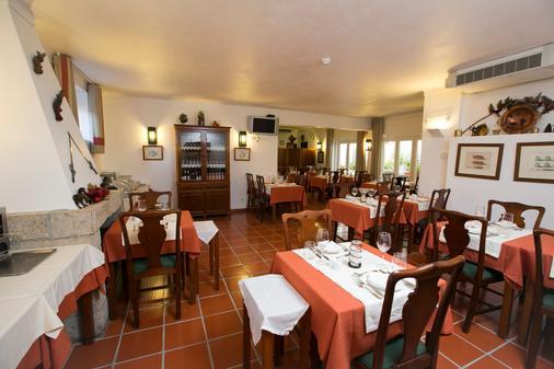 Hotel El-Rei Dom Manuel - Marvao - Restaurant
