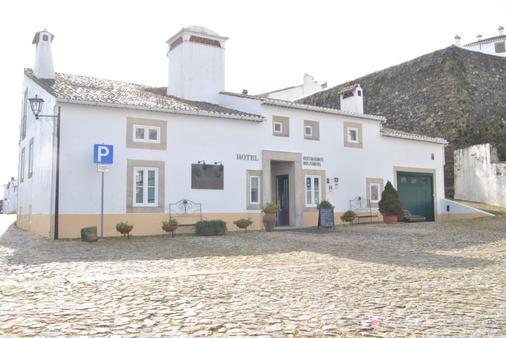 Hotel El-Rei Dom Manuel - Marvao - Gebäude