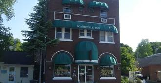 Boardwalk Inn - Saint Ignace - Edificio