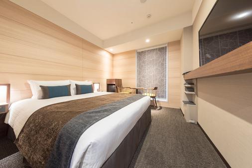 Tokyu Stay Sapporo - Sapporo - Phòng ngủ