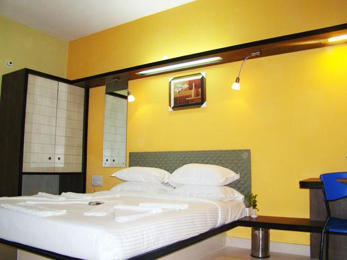 Hotel Grand Bee - Bangalore - Makuuhuone
