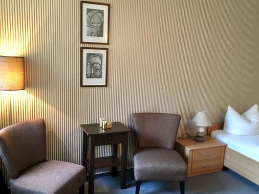 Hotel zum Rebstock - Naumburg (Saxony-Anhalt) - Room amenity