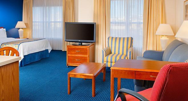 Residence Inn by Marriott Las Vegas Henderson/Green Valley - Henderson - Makuuhuone