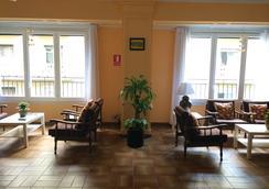 瓦爾斯酒店 - 巴塞隆納 - 客廳