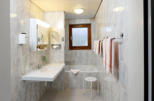 Hotel Meierhof - Triesen - Bathroom