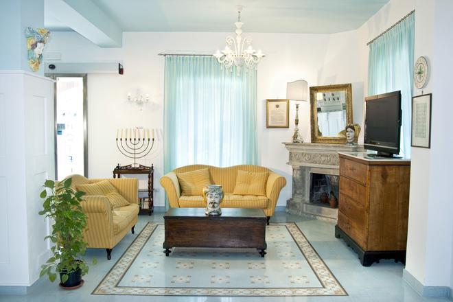 Hotel Villa Nefele - Giardini Naxos - Lobby