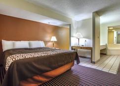 Mountain Vista Inn & Suites - Pigeon Forge - Slaapkamer