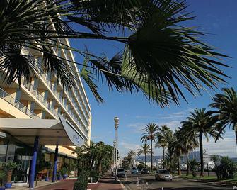 Radisson Blu Hotel, Nice - Νίκαια - Κτίριο