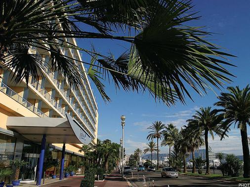 Radisson Blu Hotel, Nice - Nice - Bâtiment
