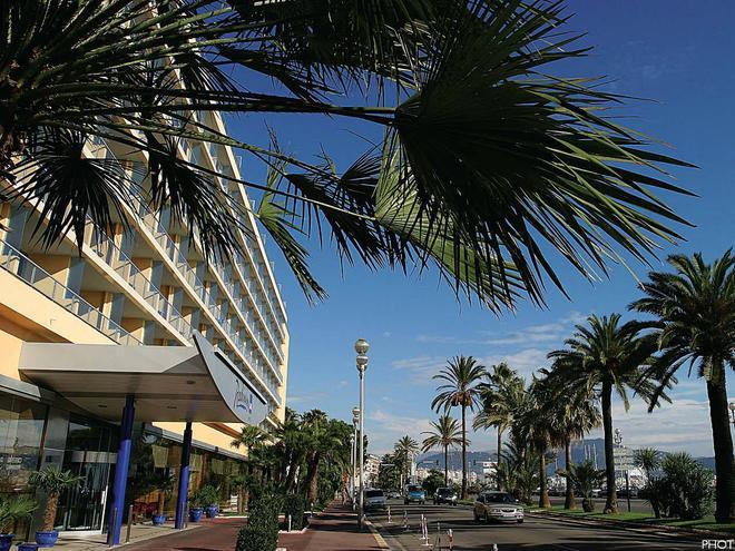 Radisson Blu Hotel, Nice - Ницца - Здание
