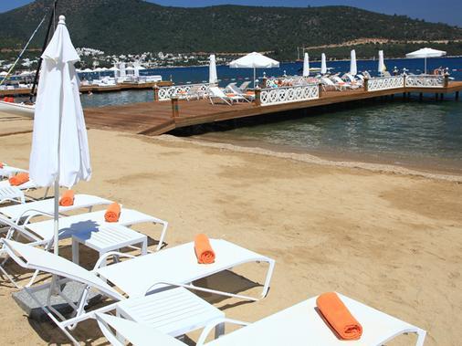 Grand Yazici Hotel & Spa Bodrum - Boutique Class - Bodrum - Beach