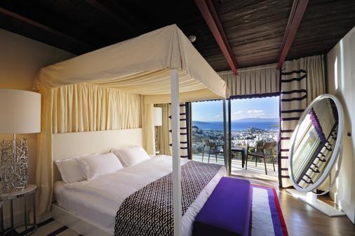 Grand Yazici Hotel & Spa Bodrum - Boutique Class - Αλικαρνασσός - Κρεβατοκάμαρα