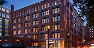 Residence Inn by Marriott Boston Downtown/Seaport - Boston - Rakennus