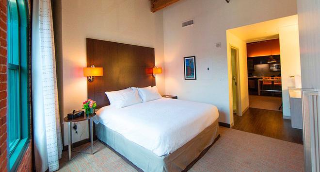 Residence Inn by Marriott Boston Downtown/Seaport - Boston - Phòng ngủ