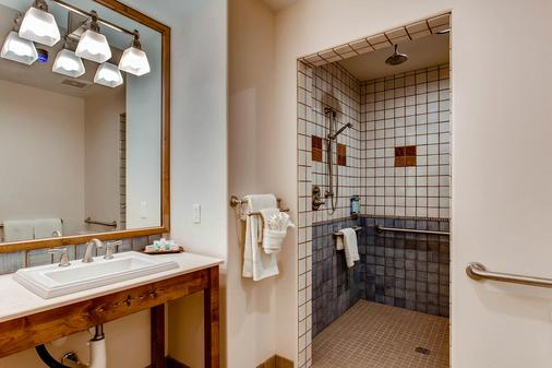 Old Santa Fe Inn - Santa Fe - Bathroom