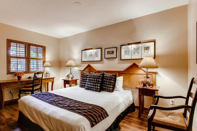 Old Santa Fe Inn - Santa Fe - Bedroom