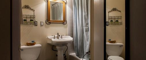 The Townhouse Inn of Chelsea - New York - Bathroom