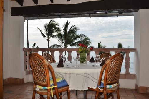 培亞孔沙斯酒店 - 巴亞爾塔港酒店 - 巴亞爾塔港 - 陽台