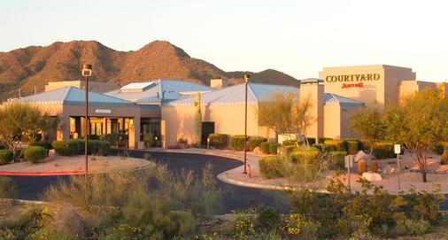 Courtyard by Marriott Scottsdale at Mayo Clinic - Scottsdale - Rakennus