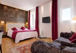 Hotel Nazionale - Rooma - Makuuhuone
