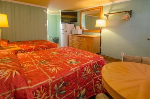 Dolphin Inn - Wildwood - Bedroom