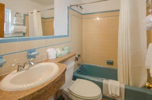 Dolphin Inn - Wildwood - Phòng tắm