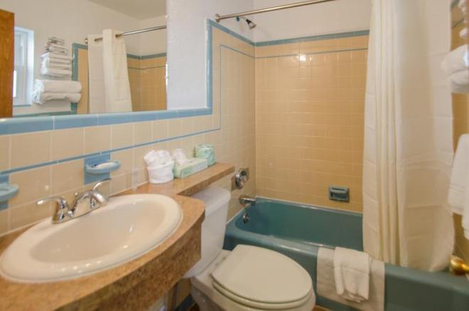 海豚旅舍 - 威德伍德 - 懷爾德伍德 - 浴室