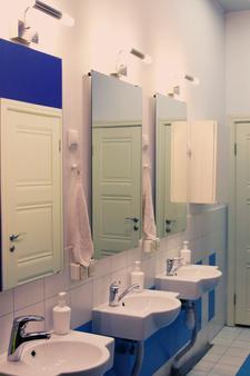 UgolOk on Chistie prudy - Moscow - Bathroom