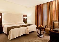 里阿本酒店 - 馬德里 - 馬德里 - 臥室