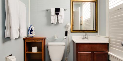 格林之家酒店 - 新奥爾良 - 新奧爾良 - 浴室