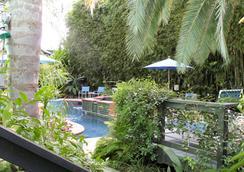 格林之家酒店 - 新奥爾良 - 新奧爾良 - 游泳池