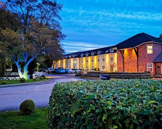 Cottons Hotel & Spa - Knutsford - Building