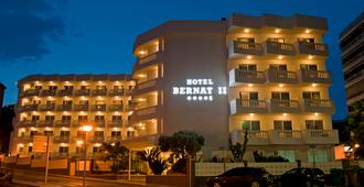 Hotel Bernat II - Calella - Edificio