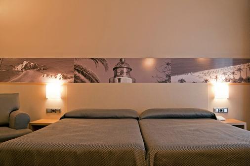 Hotel Bernat II - Calella - Makuuhuone