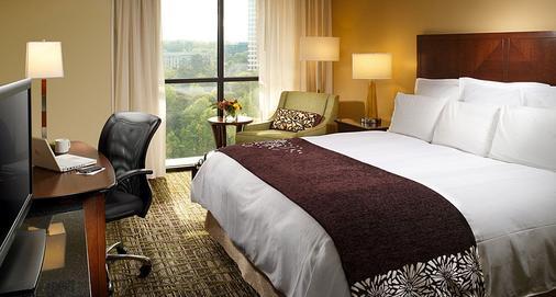 Atlanta Marriott Perimeter Center - Atlanta - Bedroom