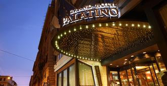 Fh55 Grand Hotel Palatino - Rome - Building